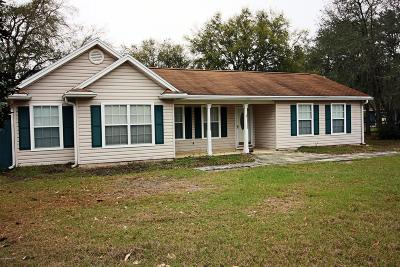 Single Family Home For Sale: 6280 Golden Oak Ln