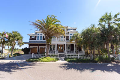 St Augustine, St Augustine Beach Single Family Home For Sale: 656 Ocean Palm Way