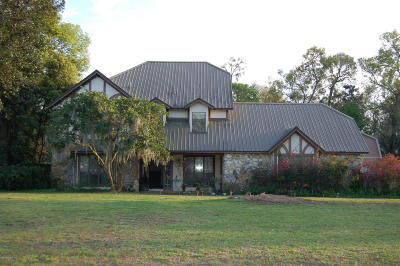 Single Family Home For Sale: 138 Timber Ln