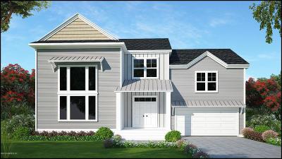 Duval County Single Family Home For Sale: 823 Cedar Bay Rd