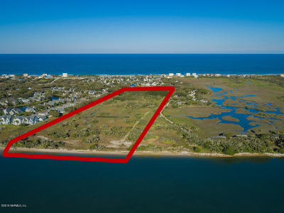 St Augustine, St Augustine Beach Residential Lots & Land For Sale: 630 Carcaba Rd