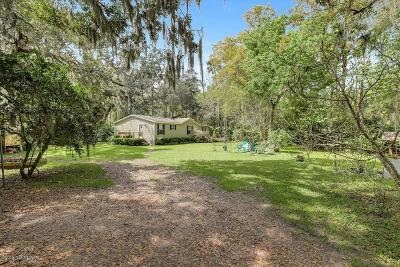 St. Johns County Residential Lots & Land For Sale: 541 N Wilderness Trl