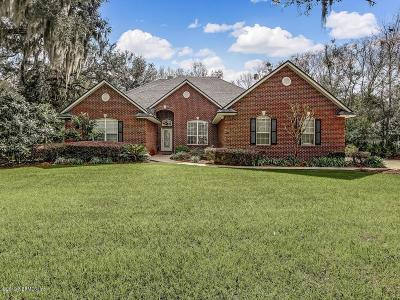 Fernandina Beach Single Family Home For Sale: 96240 High Pointe Dr