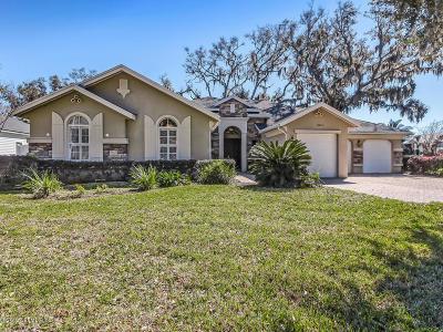 Fernandina Beach Single Family Home For Sale: 96084 Oak Canopy Ln
