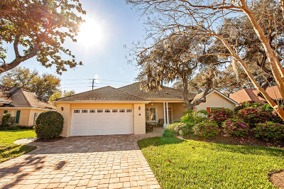 St Augustine Single Family Home For Sale: 8 Magnolia Dunes Cir