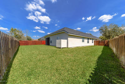 Bartram Springs Single Family Home For Sale: 14879 W Fern Hammock Dr