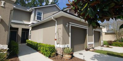 St. Johns County Townhouse For Sale: 128 Leese Dr