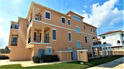 Fernandina Beach Townhouse For Sale: 95575 Burney Rd