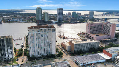 Jacksonville Condo For Sale: 400 Bay St #2204