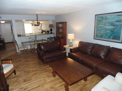 Duval County, St. Johns County Condo For Sale: 8130 A1a #J5