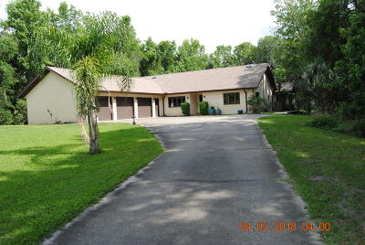 Single Family Home For Sale: 499 W River Rd