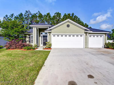 Yulee Single Family Home For Sale: 82051 Hooded Warbler Ct