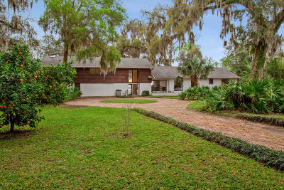 Clay County Single Family Home For Sale: 1255 Pleasant Point Rd