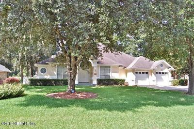 Orange Park Single Family Home For Sale: 684 Cherry Grove Rd