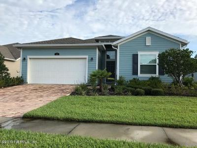 St Augustine Single Family Home For Sale: 114 Bloomfield Way