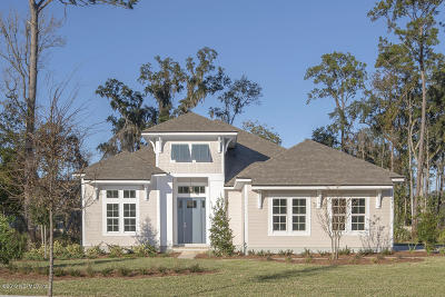 Fleming Island Single Family Home For Sale: 1671 Marians View Walk