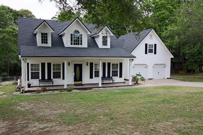 Macclenny Single Family Home For Sale: 10730 Saint Marys Cir W