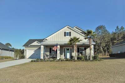 Green Cove Springs Single Family Home For Sale: 3401 Oglebay Dr