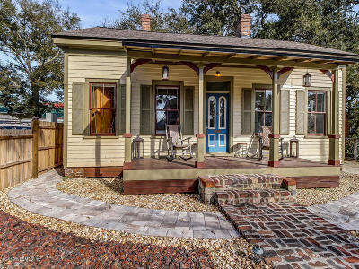 Fernandina Beach Single Family Home For Sale: 110 S 5th St