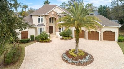 Ponte Vedra Single Family Home For Sale: 26201 Marsh Landing Pkwy