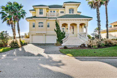 Duval County, Nassau County, St. Johns County, Flagler County Single Family Home For Sale: 82 Hidden Cove