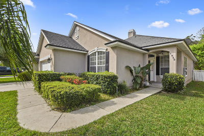 Waterleaf Single Family Home For Sale: 1052 Candlebark Dr