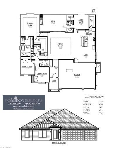 Single Family Home For Sale: 194 Salida Way