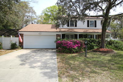 St Augustine Single Family Home For Sale: 243 Cypress Rd