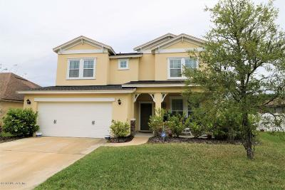 Jacksonville Single Family Home For Sale: 705 Reflection Cove Rd E