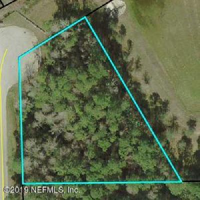 St. Johns County Residential Lots & Land For Sale: 2740 Stratton Blvd