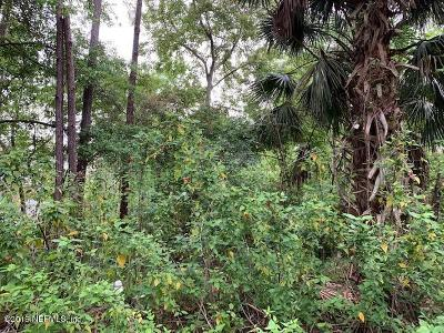St. Johns County Residential Lots & Land For Sale: 840 A W 10th St