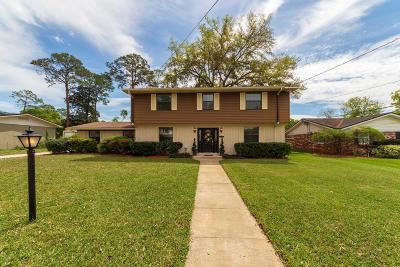 Jacksonville Single Family Home For Sale: 2338 Cheryl Dr