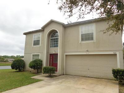 Jacksonville Single Family Home For Sale: 7210 Nottinghamshire Dr