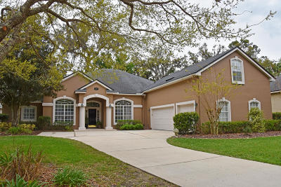 Ponte Vedra Beach Single Family Home For Sale: 169 Sawmill Lakes Blvd