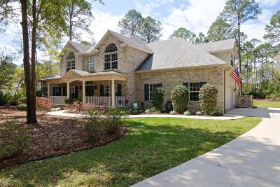 Nassau County Single Family Home For Sale: 96197 Brady Point Rd