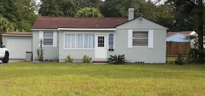 Jacksonville Single Family Home For Sale: 2305 Southside Blvd