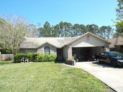 Jacksonville Single Family Home For Sale: 3043 Rex Dr S