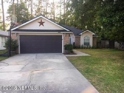 St. Johns County, Clay County, Putnam County, Duval County Rental For Rent: 4018 Bald Eagle Ln