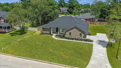 Macclenny Single Family Home For Sale: 1286 Copper Creek Dr