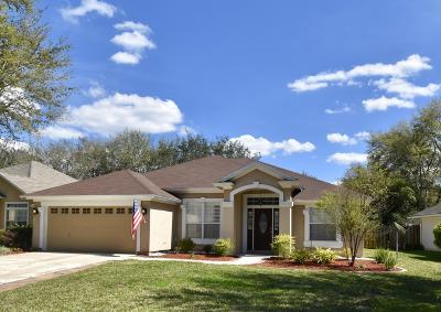 Jacksonville Single Family Home For Sale: 524 Sparrow Branch Cir