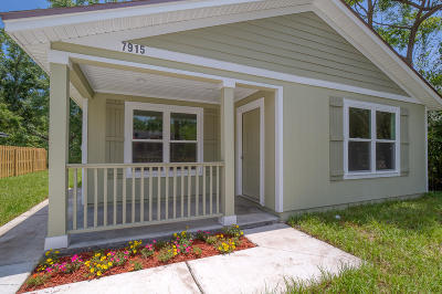 Single Family Home For Sale: 7915 Siskin Ave