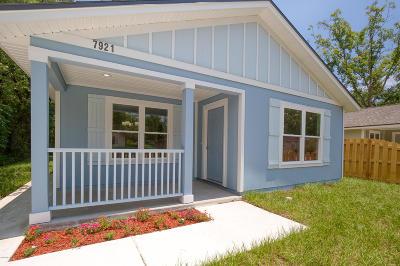 Single Family Home For Sale: 7921 Siskin Ave