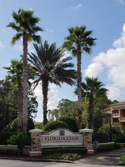 St Augustine Condo For Sale: 625 Fairway Dr #103