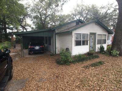 Jacksonville, Ponte Vedra Single Family Home For Sale: 1425 Linden Ave