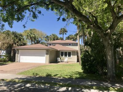Atlantic Beach Single Family Home For Sale: 315 Plaza