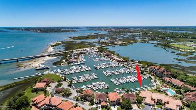 St Augustine Condo For Sale: 3501 Harbor Dr