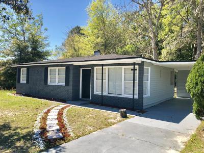 Jacksonville Single Family Home For Sale: 9128 Norfolk Blvd