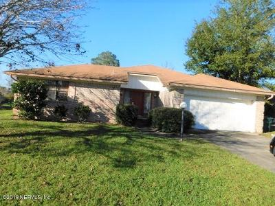 St. Johns County, Flagler County, Clay County, Duval County, Nassau County Single Family Home Auction: 4743 Brierwood Rd