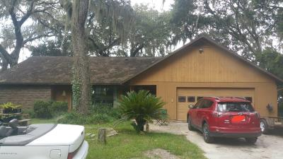 Single Family Home For Sale: 1861 State Road 20