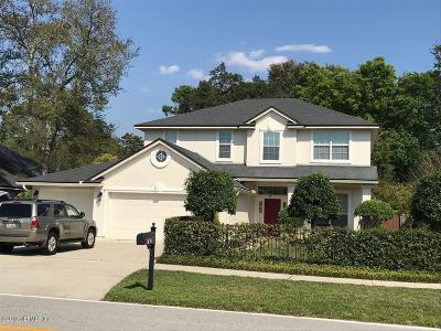 St. Johns County, Flagler County, Clay County, Duval County, Nassau County Single Family Home For Sale: 1949 Derringer Rd